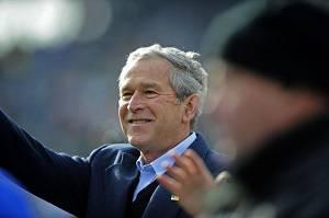 US-Präsident George Bush