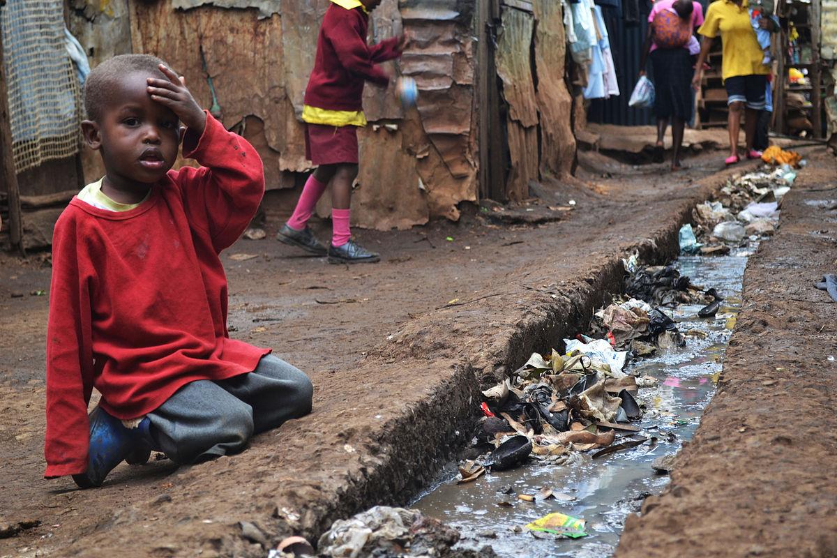 Armut in Nairobi