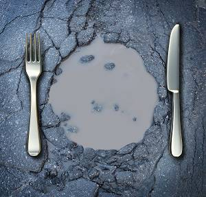 Wasserverschmutzung führt zu Krankheit,Armut,Hunger Wasserverschmutzung führt zu Krankheit,Armut,Hunger    Bild: © Skypixel -  Dreamstime.com
