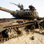 Panzer im Irak Panzer im Irak | Bild (Ausschnitt): © JO1 LEE BOSCO [Gemeinfrei] - commons.wikimedia.org
