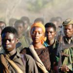 Indigene Bevölkerungsgruppe Oromo. Mitglieder der Bevölkerungsgruppe der Oromo | Bild (Ausschnitt): © Jonathan Alpeyrie [CC BY-SA 3.0] - Wikimedia Commons
