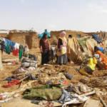 Ein Flüchtlingscamp für Sahrauis in Algerien. Ein Flüchtlingscamp für Sahrauis in Algerien. | Bild (Ausschnitt): © Western Sahara - Wikimedia Commons