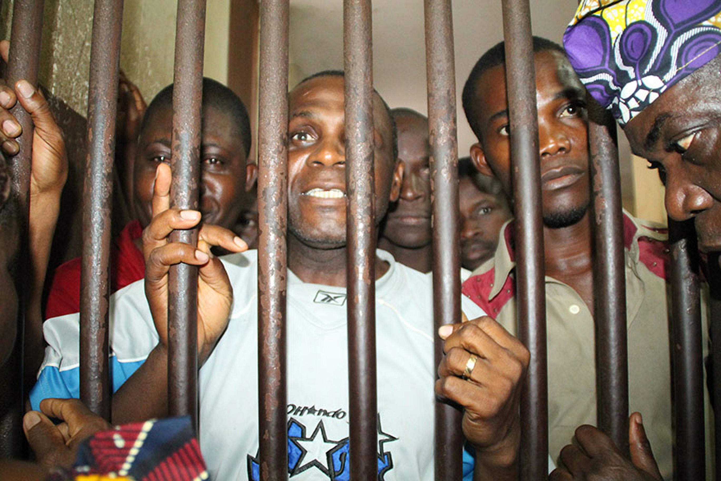 politische Gefangene Eritrea