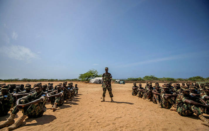 Soldaten - Symbolbild Soldaten - Symbolbild    Bild: © AU-UN IST PHOTO / STUART PRICE - Flickr - AMISOM Public Information