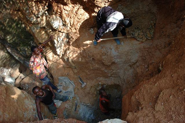 Mining in Kailo