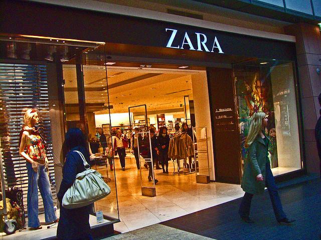 Modemarke Zara