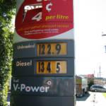 Niedrige Benzinpreise | Bild (Ausschnitt): © Michael Welsh [CC BY-NC 2.0] - Flickr