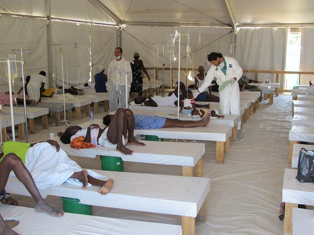 Haiti Cholera Response 2010-2011