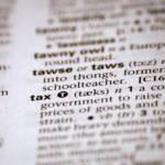 Tax | Bild (Ausschnitt): © Alan Cleaver [CC BY 2.0] - Flickr