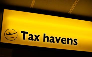 Tax havens Aggressive Steuervermeidung befördert Armut und damit Migration. | Bild: © thetaxhaven [CC BY 2.0]  - Flickr