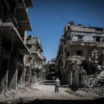 Zerstörte Stadt in Syrien | Bild (Ausschnitt): © Chaoyue 超越 PAN 潘 [CC BY-NC-ND 2.0] - Flickr