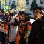 Proteste der Einheimischen anlässlich der Ermordung von Berta Cáceres | Bild (Ausschnitt): © Comisión Interamericana de Derechos Humanos [CC BY 2.0] - Flickr