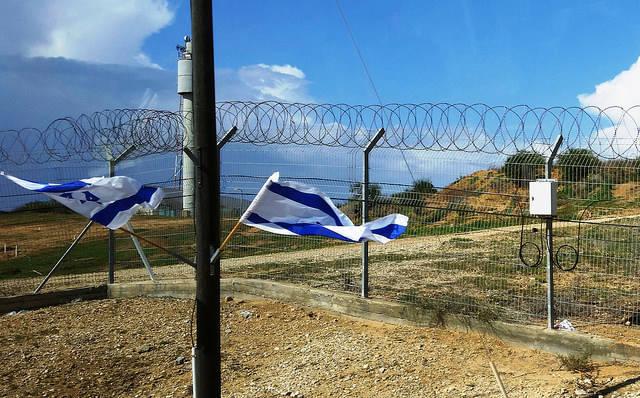 Grenze zum Gazastreifen  Bild: © Michael Panse [CC BY-ND 2.0]  - Flickr