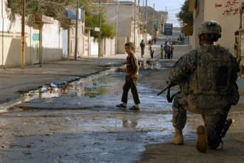 US Militär in Mosul  | Bild: © The U.S. Army - flickr