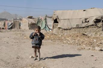 Flüchtlingskind in Afghanistan Flüchtlingskind in Afghanistan | Bild: © Global Panorama [CC BY-SA 2.0]  -