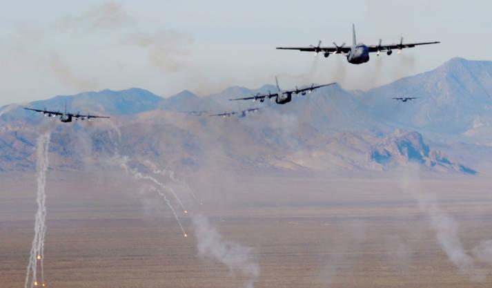Luftwaffenübung |  Bild: © 99th Air Base Wing Public Affairs Photographers [CC BY-ND 2.0]  - flickr.com