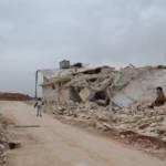 Zerstörte Stadt Azez (Syrien) | Bild (Ausschnitt): © IHH Humanitarian Relief Foundation [CC BY-NC-ND 2.0] - flickr.com