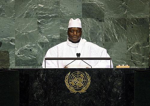 Gambias ehemaliger Diktator ruinierte die Wirtschaft