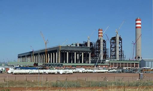 Kohlekraftwerk Medupi in Südafrika Das Kohlekraftwerk Medupi in Südafrika ist gesundheitsschädigend |  Bild: © JMK [CC BY-SA 3.0 ]  - Wikimedia Commons