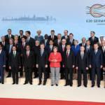 G20 Hamburg Die 20 größten Volkswirtschaften der Welt haben es in der Hand, die Schuldenkrise des Globalen Südens zu entschärfen. | Bild (Ausschnitt): © Kremlin.ru [CC BY 4.0] - Wikimedia Commons