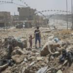 Syrien Mossul Die Stadt Mossul wurde während der Kämpfe schwer beschädigt. | Bild (Ausschnitt): © European Commission DG ECHO [CC BY-NC-ND 2.0] - Flickr