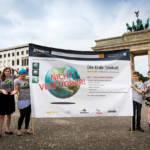 Erdüberlastungstag BUNDjugend demonstiert in Berlin um auf den Erdüberlastungstag aufmerksam zu machen. | Bild (Ausschnitt): © BUNDjugend [CC BY 2.0] - Flickr