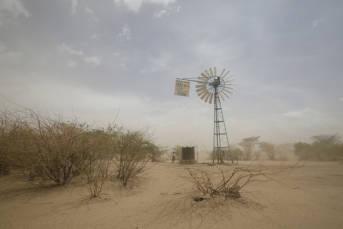 Dürreperiode Die derzeitige Dürreperiode stellt  vor allem für die Menschen in Ostafrika eine existentielle Bedrohung dar.   Bild: © DFID - UK Department for International Development [CC BY 2.0]  - Flickr