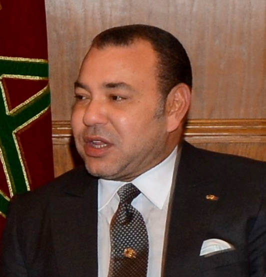 König Mohammed VI von Marokko. Mohammed VI | Bild: © State Department photo [Public domain]  - Wikimedia Commons