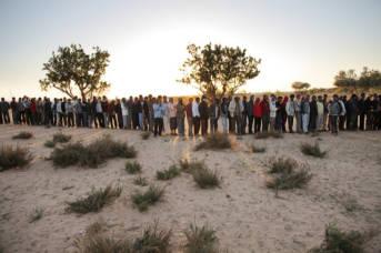 Libyen Die Flüchtlinge in Libyen werden auf eine sehr entwürdigende Art und Weise behandelt. | Bild: © United Nations Photo [CC BY-NC-ND 2.0]  - Flickr