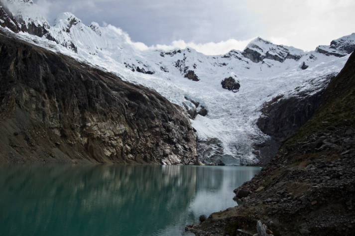 Huarez, Peru Es wird nun noch viel mehr darum gehen, sich grundsätzlich mit der Frage zu beschäftigen, wie die großen Verursacher des Klimawandels angemessen zur Verantwortung für den Schutz der Opfer gezogen werden können. |  Bild: ©  Magda & Maciej [CC BY-NC-ND 2.0]  - Flickr