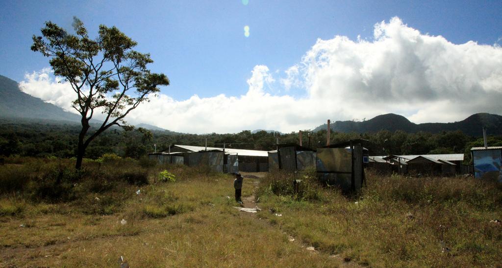 Gefllüchtete in Guatemala