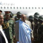 Sudanesischer präsident Der sudanesische Staatspräsident Omar Hassan al-Bashir: Er erscheint zum Gipfel-Treffen, obwohl er derzeit vom internationalen Strafgerichtshof wegen Völkermord per Haftbefehl gesucht wird. | Bild (Ausschnitt): © Al Jazeera English [CC BY-SA 2.0] - Flickr
