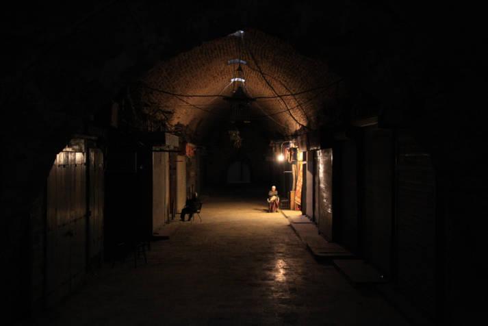 Aleppo, Syrien Seit dem Beginn der bewaffneten Auseinandersetzung im Frühjahr 2011 sind syrische Jungen und Männer massiver sexualisierter Gewalt ausgeliefert. |  Bild: ©  Johannes Zielcke [CC BY-NC-ND 2.0]  - Flickr
