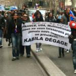 DR Kongo Protest In den vergangenen Monaten wurden Proteste der Opposition in der DR Kongo häufig brutal von Sicherheitskräften niedergeschlagen. | Bild (Ausschnitt): © Jelena Prtoric [CC BY-NC-ND 2.0] - Flickr