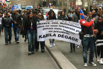 DR Kongo Protest In den vergangenen Monaten wurden Proteste der Opposition in der DR Kongo häufig brutal von Sicherheitskräften niedergeschlagen. | Bild: © Jelena Prtoric [CC BY-NC-ND 2.0]  - Flickr