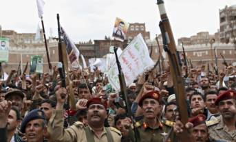 Im Jemen herrscht seit Jahren Bürgerkrieg. Nach dem Tod von Ex-Präsident Saleh formieren sich die Lager neu. | Bild: © coolloud [CC BY-NC-ND 2.0]  - Flickr
