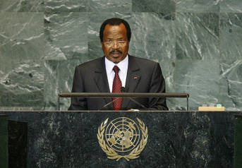 Unabhängigkeitsbewegung Paul Biya, Präsident der Republik Kamerun, geht sehr hart gegen die Aktivisten der Unabhängigkeitsbewegung vor. Zu Recht? | Bild: © United Nations Photo [CC BY-NC-ND 2.0]  - Flickr