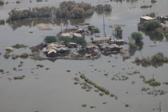 Überschwemmung Deutschland wird sein selbstgestecktes Ziel, die CO2-Emissionen bis 2020 um 40 Prozent zu reduzieren, verfehlen   Bild: © Paul Duncan [CC BY 2.0]  - Flickr