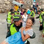 VenezuelaColombia Migrationskrise 1,2 Millionen Venezolaner verließen seit 2016 ihre Heimat | Bild (Ausschnitt): © Policía Nacional de los colombianos [CC BY-SA 2.0] - Wikimedia Commons