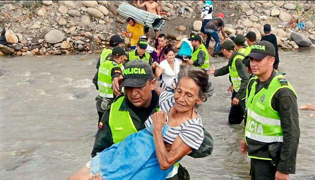 VenezuelaColombia Migrationskrise