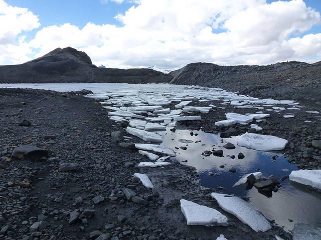 In den letzten 25 Jahren haben die Gletscher in Peru 22 Prozent ihrer Substanz verloren    Bild: © Inyucho [CC BY 2.0]  - Flickr