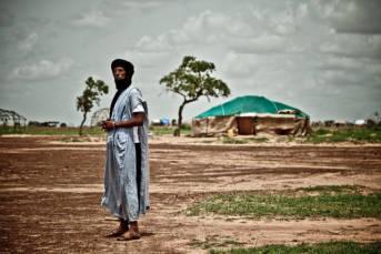 Viele Malinesen finden Zuflucht im Nachbarsstaat Burkina Faso | Bild: © Oxfam International [CC BY-NC-ND 2.0]  - Flickr