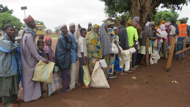 20.000 Kameruner haben aufgrund der Gewalt durch den Staat bisher das Land verlassen. |  Bild: © EC/ECHO/Aminata Diagne Barre [CC BY-NC-ND 2.0]  - Flickr