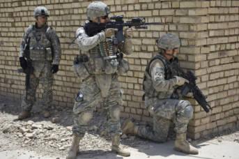 US-Soldaten im Einsatz | Bild: ©  The U.S. Army [CC BY 2.0]  - flickr