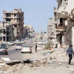 Die Stadt Sirte in Libyen liegt in Schutt und Asche. | Bild (Ausschnitt): © EU Civil Protection and Humanitarian Aid Op [CC BY-ND 2.0] - flickr
