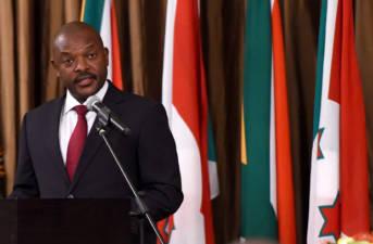Burundi steckt fest im Griff der Staatsmacht unter Pierre Nkurunziza.   Bild: ©  GovernmentZA [CC BY-ND 2.0]  - flickr
