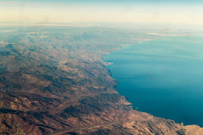 Rif-Gebirge Marokko Das Rif gehört zu den ärmsten Regionen des Landes |  Bild: © Sebaso [CC BY-SA 4.0]  - Wikimedia Commons