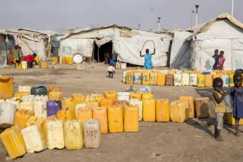 Die Lage im Südsudan spitzt sich immer weiter zu  | Bild: © United Nations Photo  [CC BY-NC-ND 2.0]  - flickr