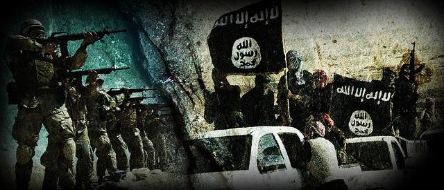 Kampf gegen den IS