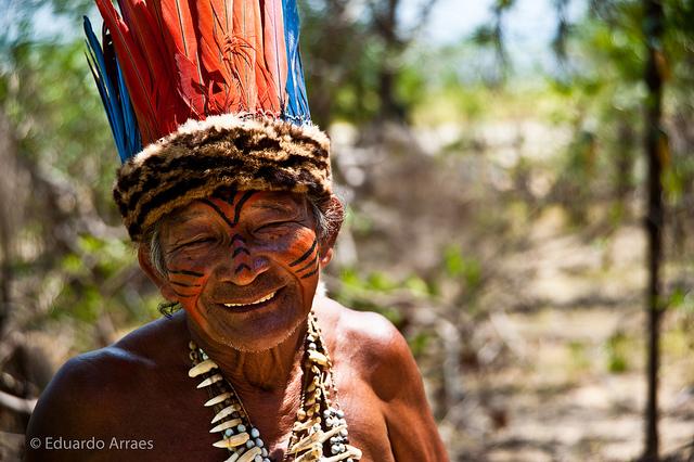 Indigene in Brasilien